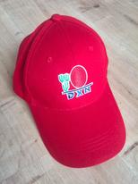 DXN CAP (rot mit DXN Logo)