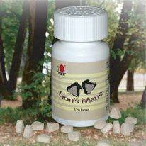 DXN Херициум (Лъвска грива) таблетка