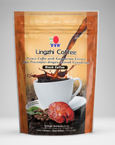 Лингжи Черно кафе
