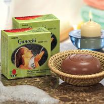 Ganozhi mýdlo