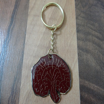 Ganoderma Key Chain