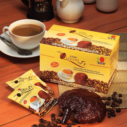 DXN Linghzi Coffee 3in1
