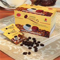 Lingzhi Black Coffee Ganoderma