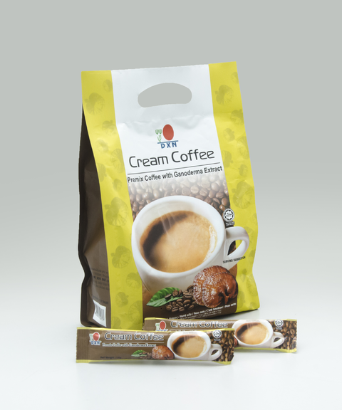 Lingzhi Cream Coffee