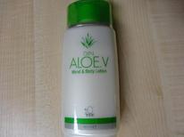Aloe V Hand & Body Lotion