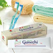Pastă de dinţi Ganozhi