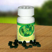 Tableta Spirulina 120