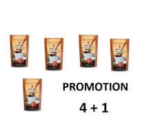 Lingzhi Black Coffee (4+1 PROMOTION)