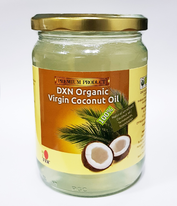 DXN Organic Virgin Coconut Oil