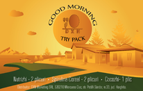 Good Morning DXN Try Pack